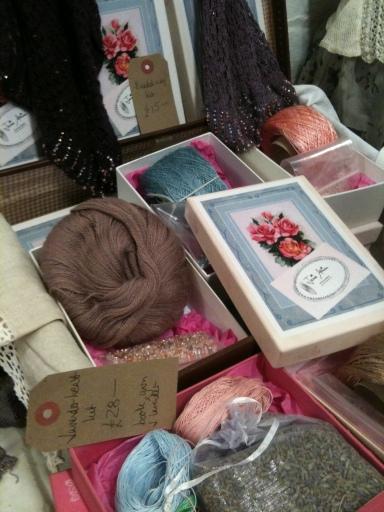 Jennie Atkinson Knit Kits